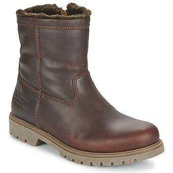 Schuhe Herren Boots Panama Jack FEDRO Braun