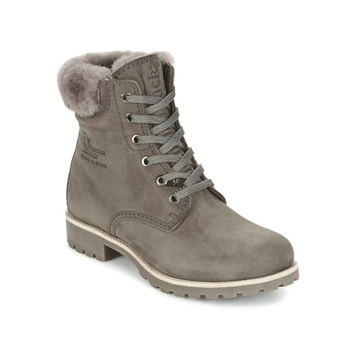 Schuhe Damen Boots Panama Jack PANAMA Grau