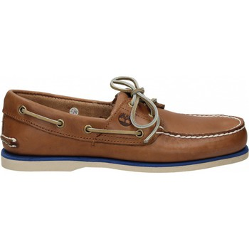 Schuhe Herren Bootsschuhe Timberland CLASSIC BOAT 2 EYE MISSING_COLOR