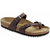 Schuhe Herren Sandalen / Sandaletten Birkenstock SANDALEN  MAYARI MOCCA 071 061 (35-40) MARRONE