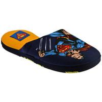 Schuhe Kinder Hausschuhe De Fonseca Super Man pantoffeln hausschuhe Multicolor