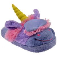 Schuhe Mädchen Hausschuhe De Fonseca Unicorno pantoffeln hausschuhe
