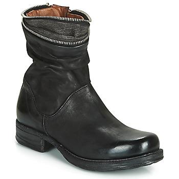 Schuhe Damen Boots Airstep / A.S.98 SAINT LA Schwarz