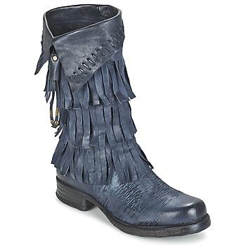 Schuhe Damen Klassische Stiefel Airstep / A.S.98 SAINT VO Blau