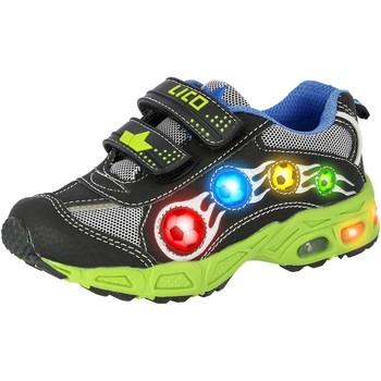 Schuhe Jungen Halbschuhe Lico ADRIAN V schwarz