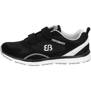 Schuhe Herren Multisportschuhe Brütting PERFORMANCE V schwarz