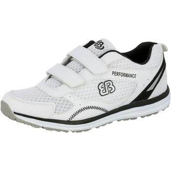 Schuhe Damen Multisportschuhe Brütting Performance V weiß