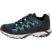 Schuhe Herren Wanderschuhe Brütting Expedition blau