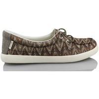 Schuhe Damen Sneaker Low Dude FERRARA BRAUN