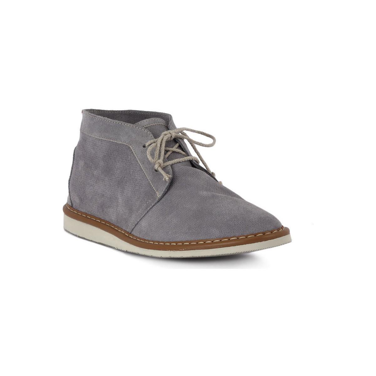 Café Noir CAFE NOIR POLACCO Grigio - Schuhe Boots Herren 88,00 €