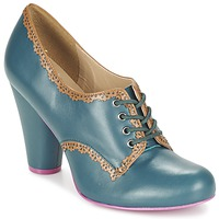 Schuhe Damen Ankle Boots Cristofoli POSS CHAV Blau / Patinabraun