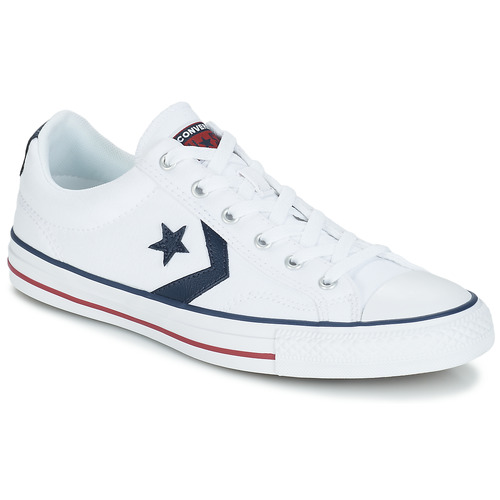 Schuhe Herren Sneaker Low Converse STAR PLAYER  OX Weiss