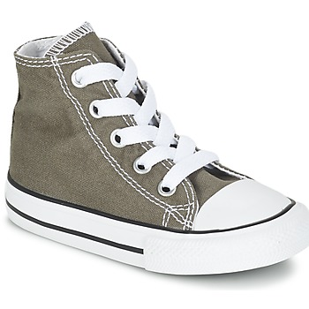 Schuhe Kinder Sneaker High Converse CHUCK TAYLOR ALL STAR CORE HI Anthrazit