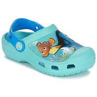 Schuhe Kinder Pantoletten / Clogs Crocs CC DORY CLOG Blau
