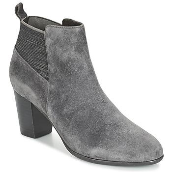 Schuhe Damen Low Boots JB Martin CHARMEL Grau