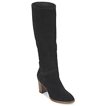Schuhe Damen Klassische Stiefel JB Martin XAP Schwarz