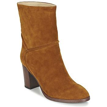 Schuhe Damen Low Boots JB Martin XILONE Braun