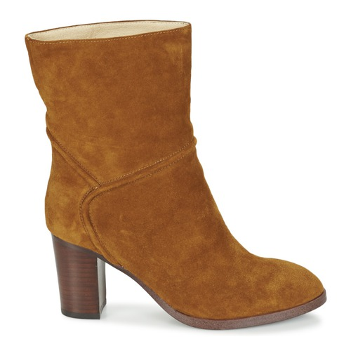 JB Martin XILONE Braun  Schuhe Low Boots Damen 92,50