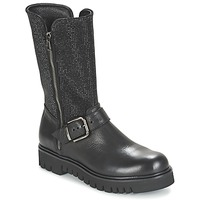 Schuhe Damen Klassische Stiefel Now BOURNIRO Schwarz