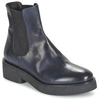 Schuhe Damen Boots Now NINEMILO Grau