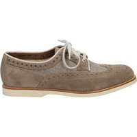 Schuhe Herren Derby-Schuhe Santoni CHARRY MISSING_COLOR