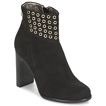 Schuhe Damen Low Boots Replay HAVERHILL Schwarz