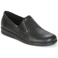 Schuhe Herren Hausschuhe Romika PRASIDENT 88 Schwarz