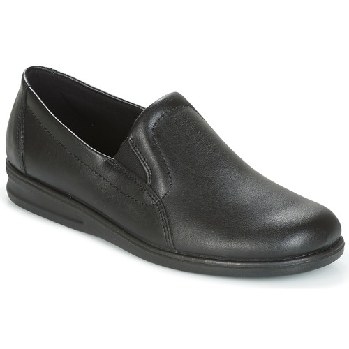 Schuhe Herren Slip on Romika PRASIDENT 88 Schwarz