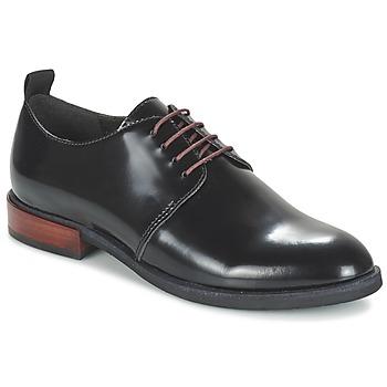 Schuhe Damen Derby-Schuhe Un Matin d'Ete DEVINE Schwarz