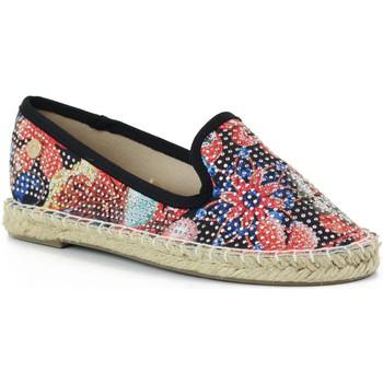 Schuhe Mädchen Leinen-Pantoletten mit gefloch Xti 52918 Varios colores