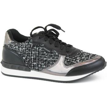 Schuhe Mädchen Sneaker Low Bass3d 41063 Negro