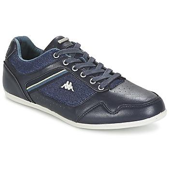 Schuhe Herren Sneaker Low Kappa BRIDGMANI Blau