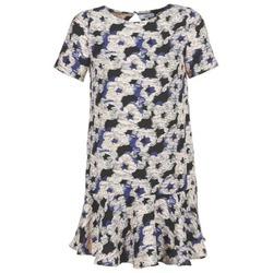 Kleidung Damen Kurze Kleider Suncoo CONSTANCE Multifarben