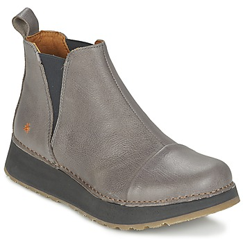 Schuhe Damen Boots Art HEATHROW Grau