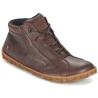 Schuhe Herren Boots Art MELBOURNE Braun