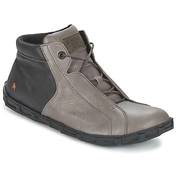 Schuhe Herren Boots Art MELBOURNE Grau / Schwarz