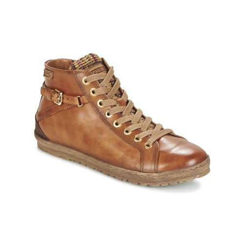 Pikolinos LAGOS 901 Cognac Schuhe Sneaker High Damen 119
