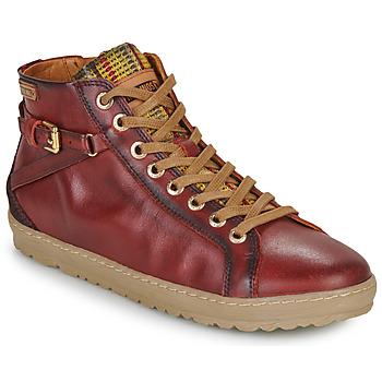 Schuhe Damen Sneaker High Pikolinos LAGOS 901