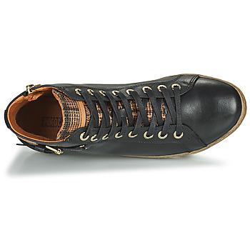 Pikolinos LAGOS 901 Schwarz - Kostenloser Versand    - Schuhe Sneaker High Damen 10115