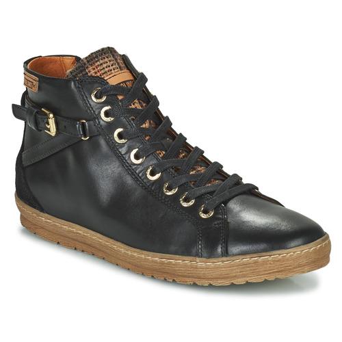 Pikolinos LAGOS 901 Schwarz Schuhe Sneaker High Damen 119