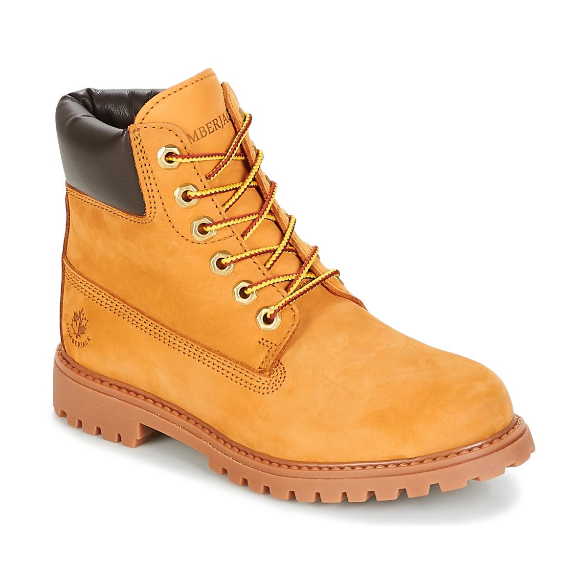 Lumberjack RIVER Honig - Kostenloser Versand bei Spartoode ! - Schuhe Boots Damen 87,90 €