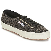 Sneaker Low Superga 2750 LEOPARDHORSEW