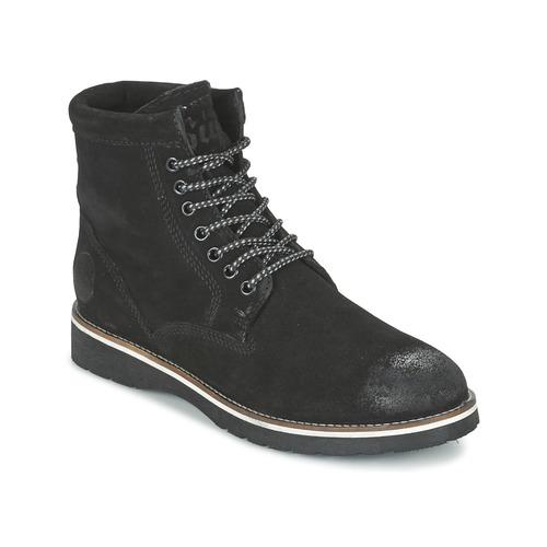 Superdry STIRLING BOOT Schwarz  Schuhe Boots Herren 95,96