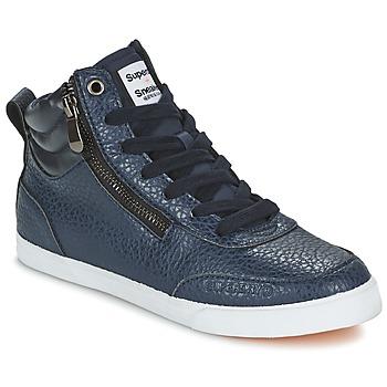 Sneaker High Superdry NANO ZIP HI TOP SNEAKER