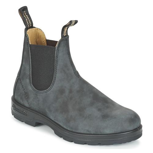 Schuhe Boots Blundstone COMFORT BOOT Grau
