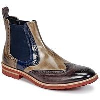 Schuhe Herren Boots Melvin & Hamilton EDDY 13 Braun / Blau