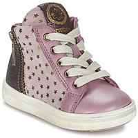 Schuhe Mädchen Sneaker High Acebo's MARLIE Rose