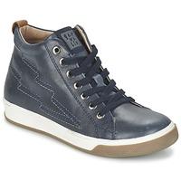 Schuhe Jungen Sneaker High Garvalin VALIRA Marine