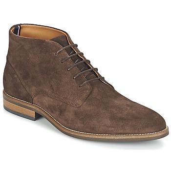 Schuhe Herren Boots Tommy Hilfiger DALLEN 10B Braun