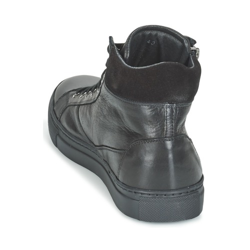 Redskins NERINO Schwarz  Schuhe Sneaker High Herren 74,93
